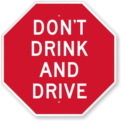 Drinking and Driving - Effects of Drinking Alcohol